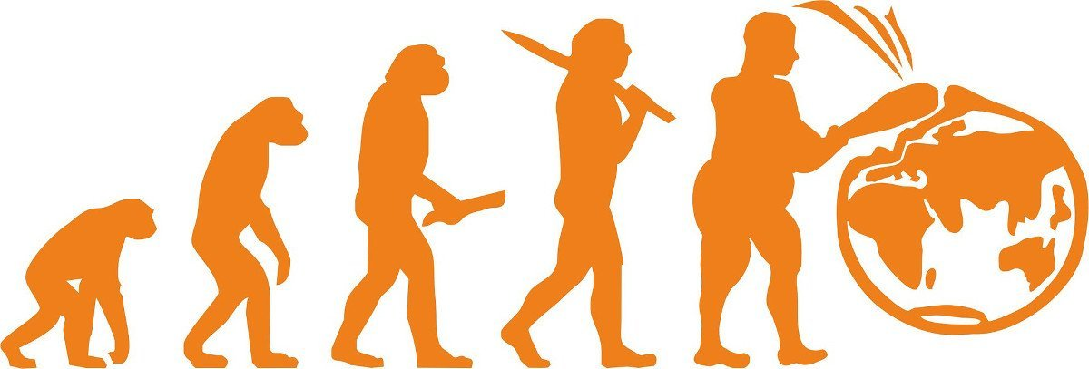 Conspiracy Theories - Evolution - Humans Have Note Event Achieved to Type 1 Civilization