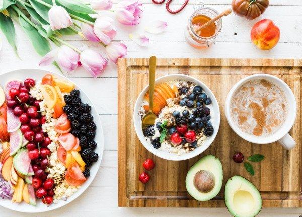 Blue Zone Fruits & Breakfast Dairy