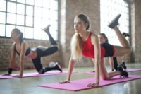Yoga & Pilates - Best Cardio and Resistance (Isometric) Exercise