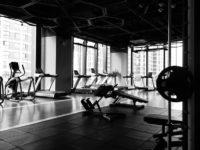Gym - Cardio and Resistance (Weightlifting & Isometrics) Exercise