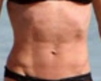 Female Body Type One (BT1) Midriff/Abdominal Muscles