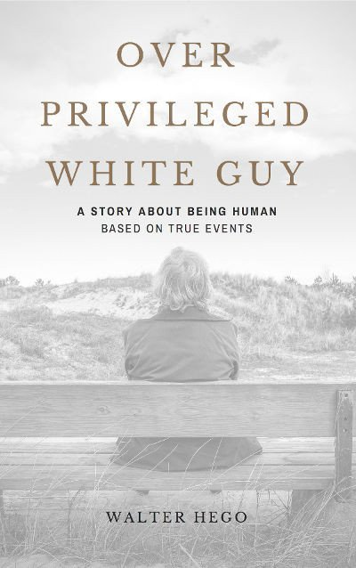 Audiobook Backstory, Researcher's Intro Message, It's All We Really Know - Over Privileged White Guy (OPWG) Book
