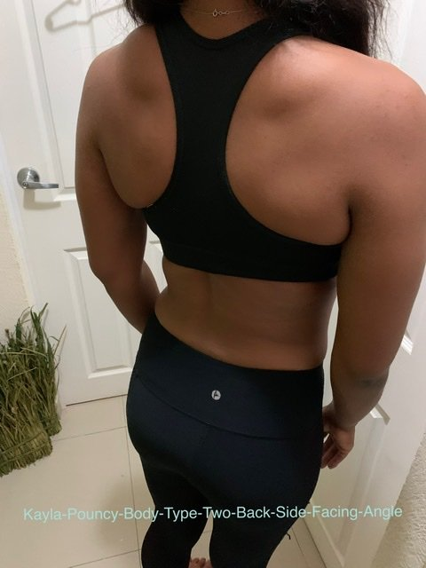 Fellow One Research Free Body Type Shape Quiz Calculator, The Four Body Types Research Participant 304, Kayla Pouncy Body Type Two