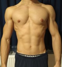 The Four Body Types Research Participant 371 - Body Type One (BT1) Male - Fellow One Research Body Type Shape Quiz Calculator