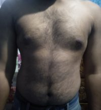 Body Type Two (BT2) Male - Fellow One Research Free Body Type Shape Quiz Calculator - The Four Body Types Research Participant 411