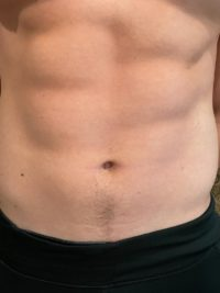 Body Type One (BT1) Male - Fellow One Research Free Body Type Shape Quiz Calculator - The Four Body Types Research Participant 433