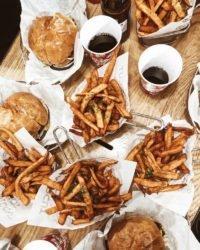 Fast, Processed, Junk Food - Encouraging Obesity Disease